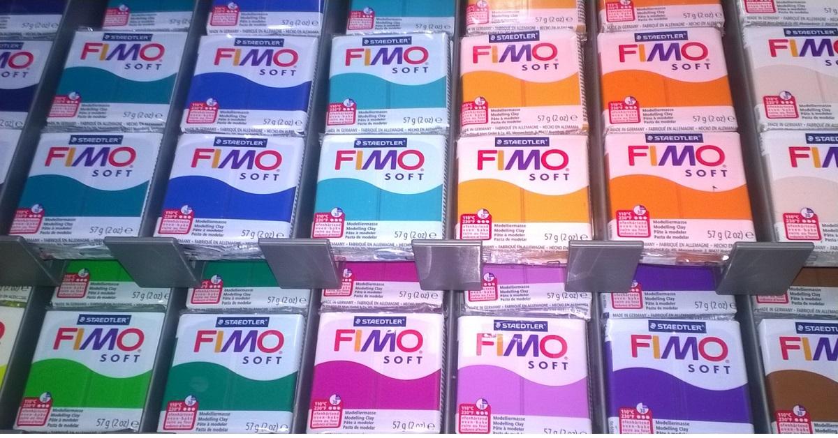 PASTA DA MODELLARE FIMO SOFT PANETTO gr. 57