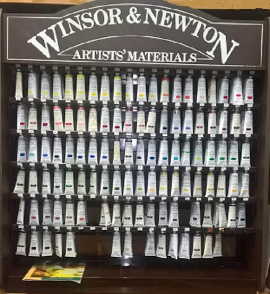 COLORI AD OLIO WINSOR & NEWTON ARTIST'