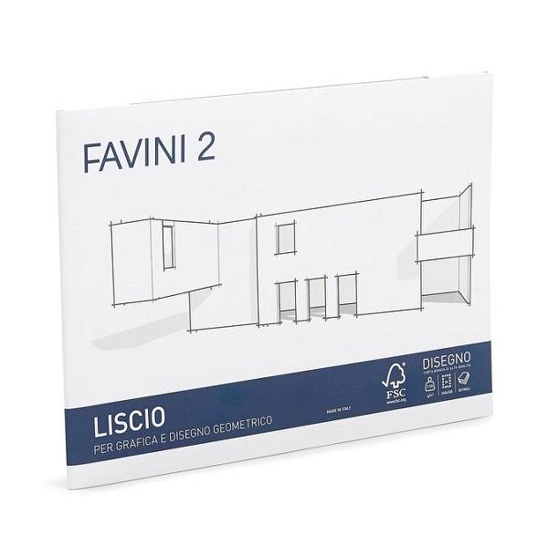 BLOCCO FAVINI F2  LISCIO 24×33