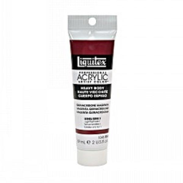 LIQUITEX HEAVY BODY 59 ml. MAGENTA QUINACRIDONE  S.3