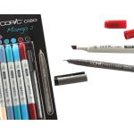 Marker Copic Ciao Set 5+1