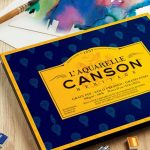 Blocchi di Carta Canson Aquarelle Héritage