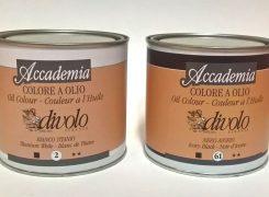 COLORE A OLIO ACCADEMIA DI VOLO 420 ml