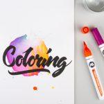 Pennarelli Aqua Color Brush Molotow