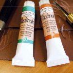 Inchiostro per Xilografia e Linoleografia Goya DiVolo