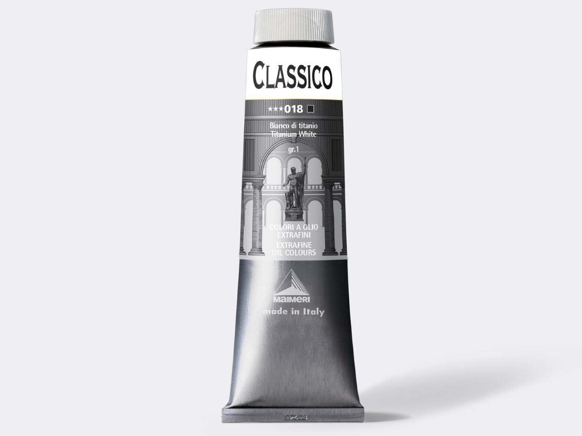 MAIMERI CLASSICO BIANCO TITANIO 2 X 200 ml.