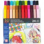 Pennarelli Koi Coloring Brush Pen Sakura