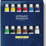 Set colori ad olio Lefranc & Bourgeois