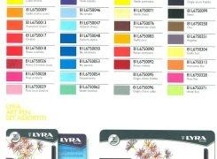 Pennarello acquarellabile Art Pen Lyra
