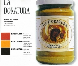 BOLO PROFESSIONALE PER DORATURA FERRARIO