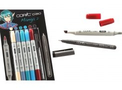 MARKER COPIC CIAO SET 5 + 1