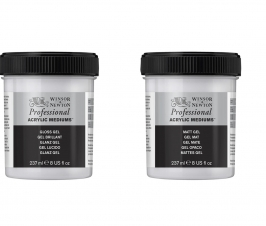 MEDIUM GEL WINSOR & NEWTON PER ACRILICI