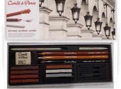 SET SCHIZZI CONTE' A PARIS'